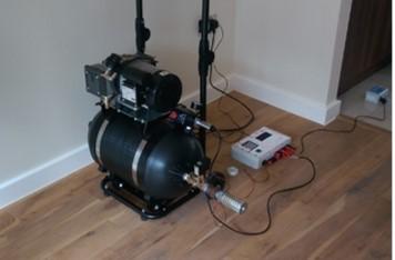 Airtightness device